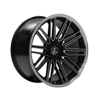 "Lenso OP7 GLOSS BLACK/POLISHED 18""(918120535OP7BKI355120)"