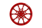 "B52 X1 Reacher Candy red full machined - Limited edition 19""(B52X27)"