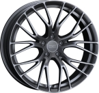 "BE by Breyton Force 4 Matt Gunmetal 17""(Force 3)"