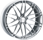 "Breyton Spirit RS Silver Anodized 19""(Spirit RS 2)"