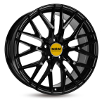 "Mam RS4 Black Painted Black Painted 17""(4250084656587)"