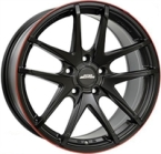 "InterAction Redhot DBR DULL BLACK & RED 15""(EW265317)"