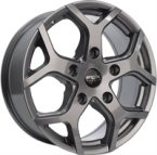 "Fox Racing Viper4 Fx Anthracite Dark ANTHRACITE DARK 18""(EW419771)"