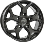 "Fox Racing Viper4 Gloss Black GLOSS BLACK 18""(EW334960)"
