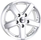 "Fox Racing ViperCommercial SILVER 15""(EW189129)"