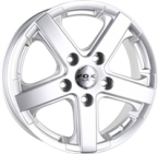"Fox Racing Vipercommercial Silver SILVER 18""(EW265441)"