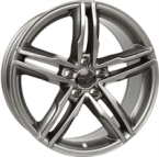 "Wheelworld Wh11 Daytona Grey DAYTONA GREY 17""(EW312467)"