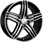 "Wheelworld Wh12 GBP GLOSS BLACK POLISHED 20""(EW267565)"