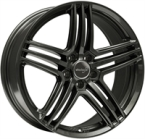 "Wheelworld Wh12 Dark Gunmetal DARK GUNMETAL 17""(EW313656)"
