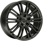 "Wheelworld Wh18 Dark Gunmetal DARK GUNMETAL 17""(EW316913)"