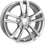 "Wheelworld Wh19 S SILVER 17""(EW271624)"