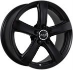 "Wheelworld Wh24 Black Matt BLACK MATT 16""(EW311111)"
