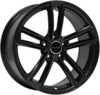 "Wheelworld Wh27 Black Matt BLACK MATT 18""(EW309886)"