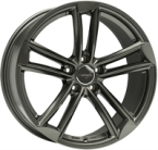 "Wheelworld Wh27 Dark Gunmetal DARK GUNMETAL 18""(EW325680)"