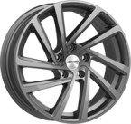 "GMP DEDICATED Wonder Glossy Anthracite GLOSSY ANTHRACITE 16""(EW425299)"