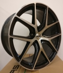 "RS Alpha Dark Zinc Polished 18""(EC13838)"