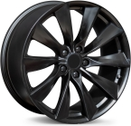 "KW-SERIES S17 satin sort 20""(EC14602)"