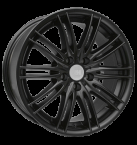 "RH MO Edition Racing Schwarz lacki 17""(GTALU842-1918)"