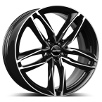 "GMP Atom black diamond 17""(GTALU810-163)"