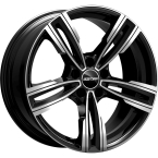 "GMP Reven black diamond 19""(GTALU810-472)"