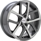 "SPATH SP45-M Anthracite polished 17""(202000941)"
