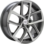 "SPATH SP45 Anthracite polished 17""(202000939)"