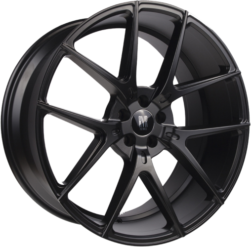 River R9 Matt Black Matt Black 20""