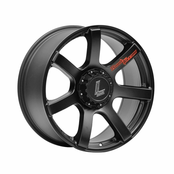 Lenso RCC MATT BLACK 20""