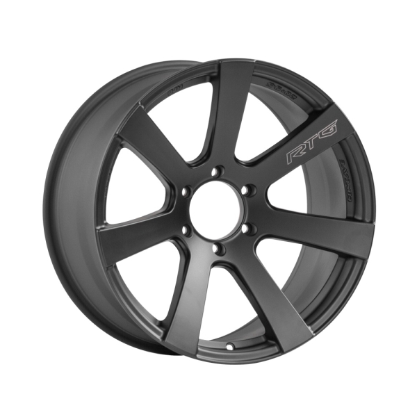 Lenso RTG MATT BLACK 20""