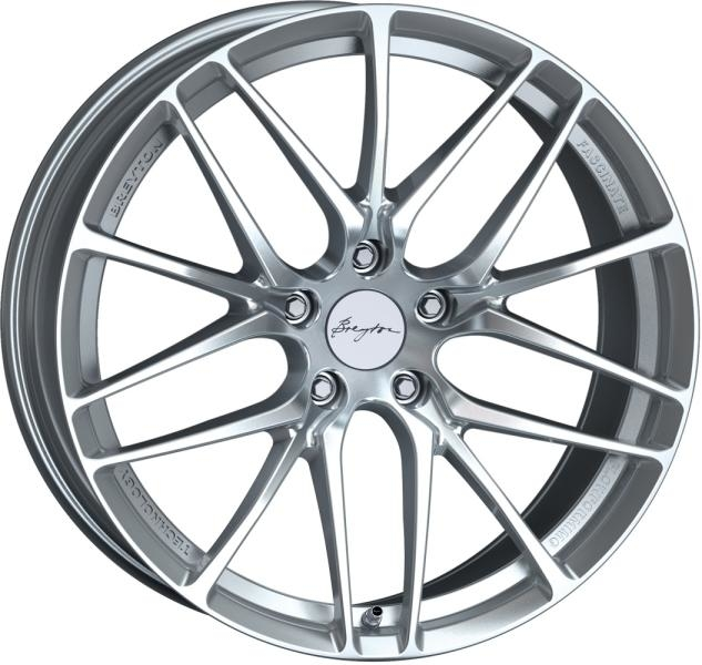Breyton Fascinate Hyper silver 19""