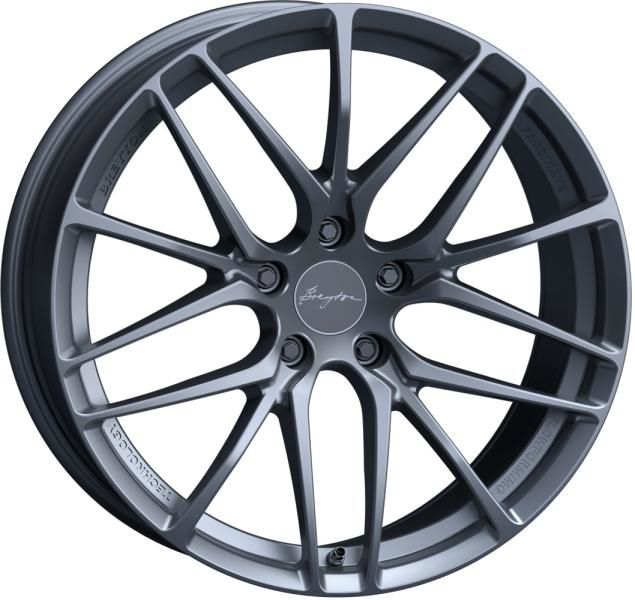 Breyton Fascinate Matt Gunmetal 19""