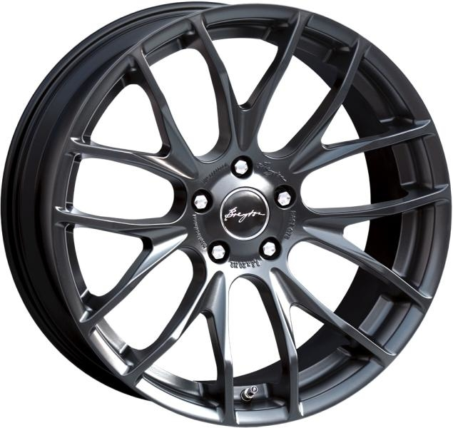 Breyton Race GTS Matt Black 18""