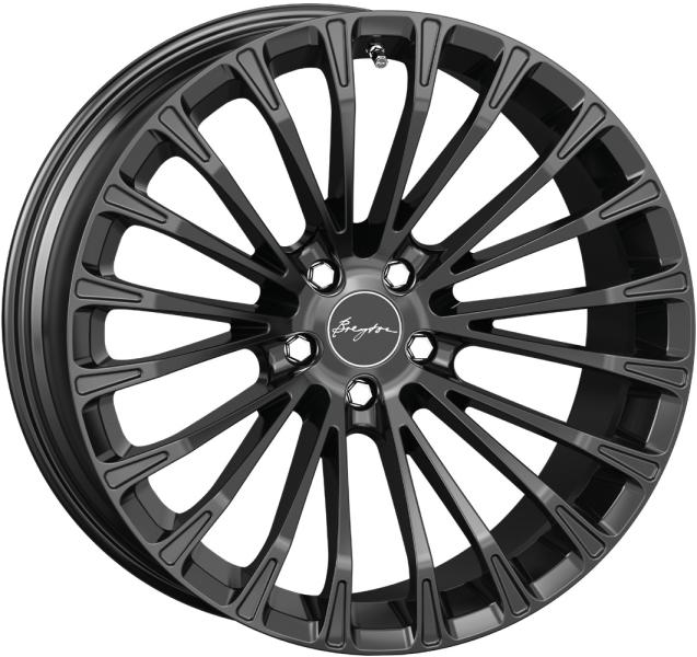 Breyton Race LS 2 Matt Black 19""