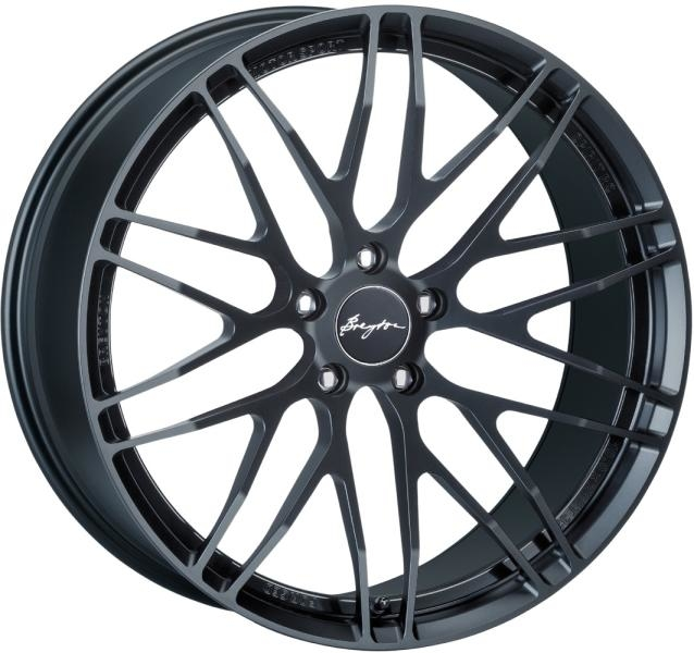 Breyton Spirit RS Black Anodized 19""