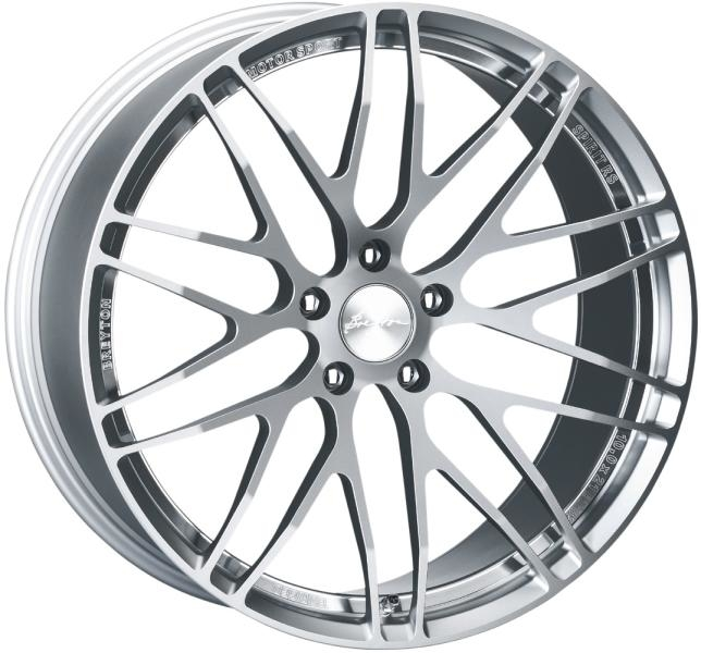 Breyton Spirit RS Silver Anodized 19""