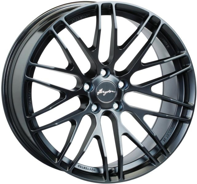 Breyton Spirit R Matt Black 19""