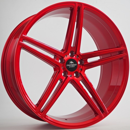 Forzza Bosan Candy Red Candy Red 22""