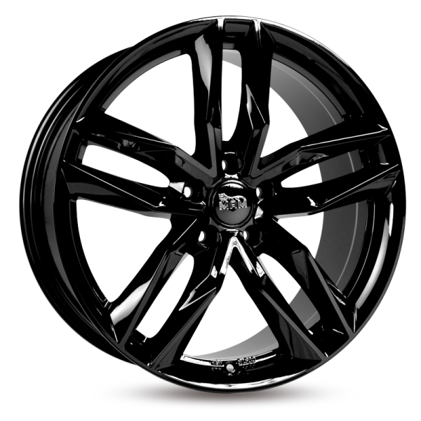 Mam RS3 Black Painted Black Painted 17""