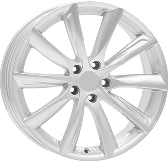 KW-SERIES S15 silver 20""
