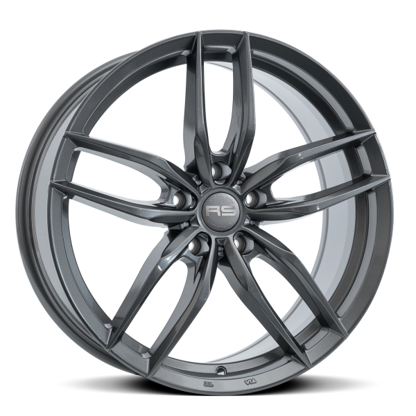 RS IOTA gunmetal 17""