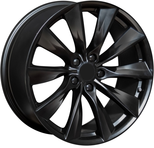 KW-SERIES S17 satin sort (ikke TM3P) 18""