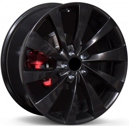 KW-SERIES S15 V3 blank sort (ikke til TM3P) 18""