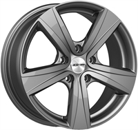 GMP DEDICATED Argon Glossy Antracite GLOSSY ANTHRACITE 17""
