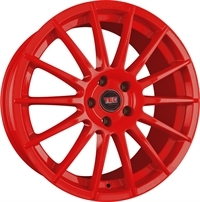 TEC by ASA As2 Red RED 17""
