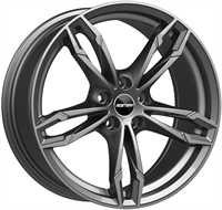GMP DEDICATED Dea Glossy Anthracite GLOSSY ANTHRACITE 18""