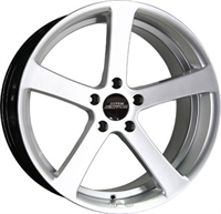 InterAction Racing K652 SILVER 19""