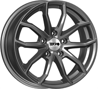 Tekno Wheels Tekno RX10 Dark Anthracite Gloss DARK ANTHRACITE GLOSS 15""