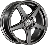 Tekno Wheels Tekno X60 Dark Anthracite Gloss DARK ANTHRACITE GLOSS 15""