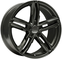 Wheelworld Wh11 Dark Gunmetal DARK GUNMETAL 17""