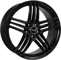 Wheelworld Wh12 GB GLOSS BLACK 17""